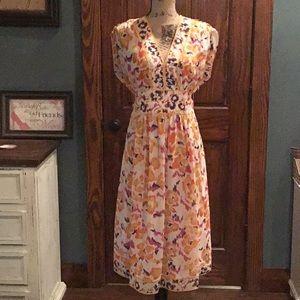 Cute flowy summer dress